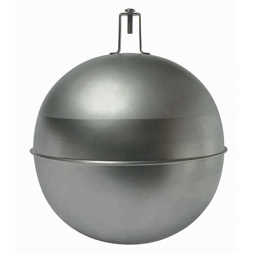 BOULE INOX POUR ROBINET FLOTTEUR À TIGE PLATE