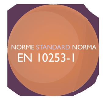 norme en 10253-1