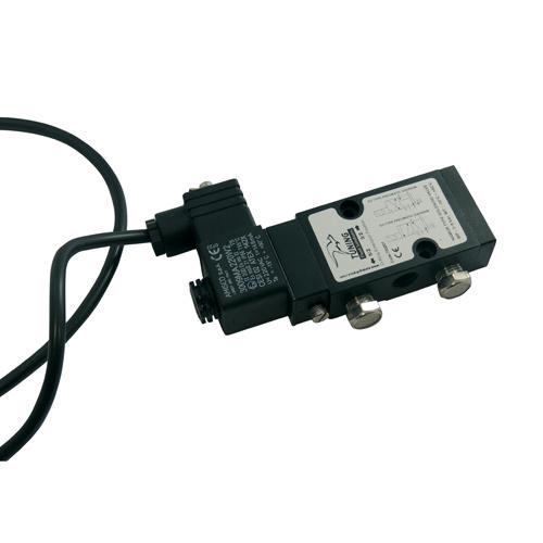 ELECTRODISTRIBTEUR 3/2-5/2 NAMUR MONO - ATEX II 2 G Eex m T5/T4 Connecteur + Cable 1,2 m