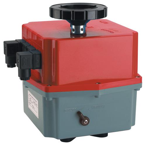 ELECTRIC ACTUATOR 12-48 VAC/DC JJ 140Nm