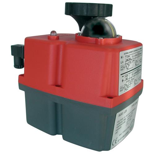 ELECTRIC ACTUATOR 80-240 VAC/DC J3 20Nm