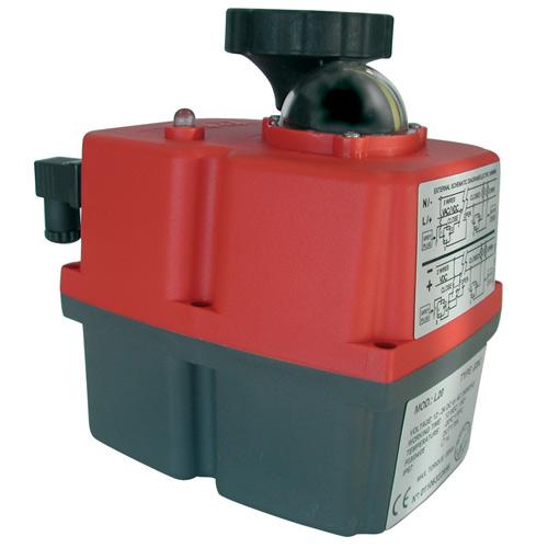 ELECTRIC ACTUATOR 12-24 VAC/DC J3 35Nm