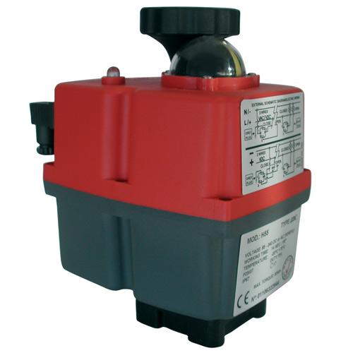 ELECTRIC ACTUATOR 12-24 VAC/DC J3 55Nm
